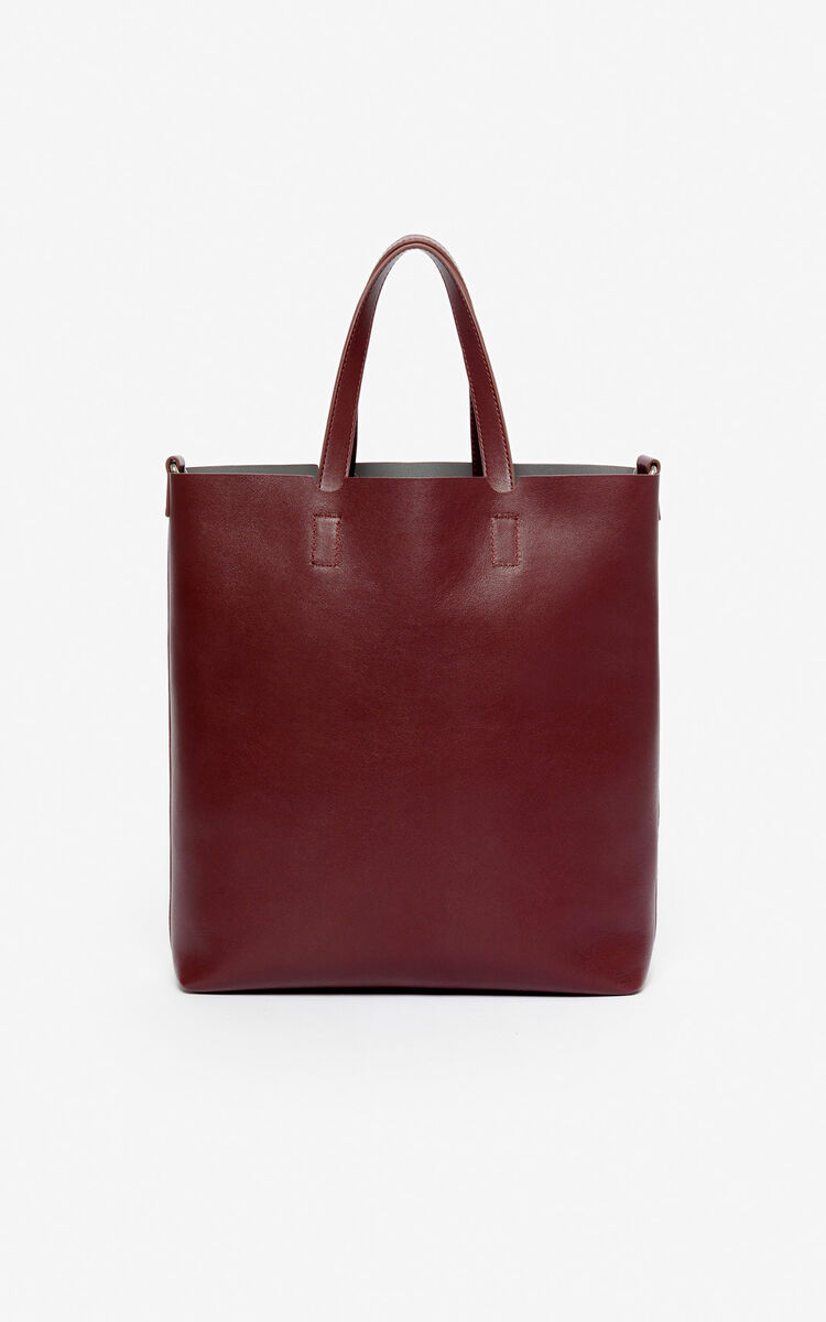 BORDEAUX 'Jumping Tiger' small tote bag for women KENZO