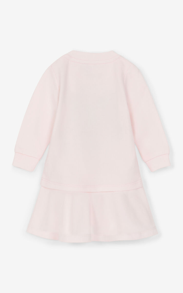 FADED PINK Tiger Dress for women KENZO