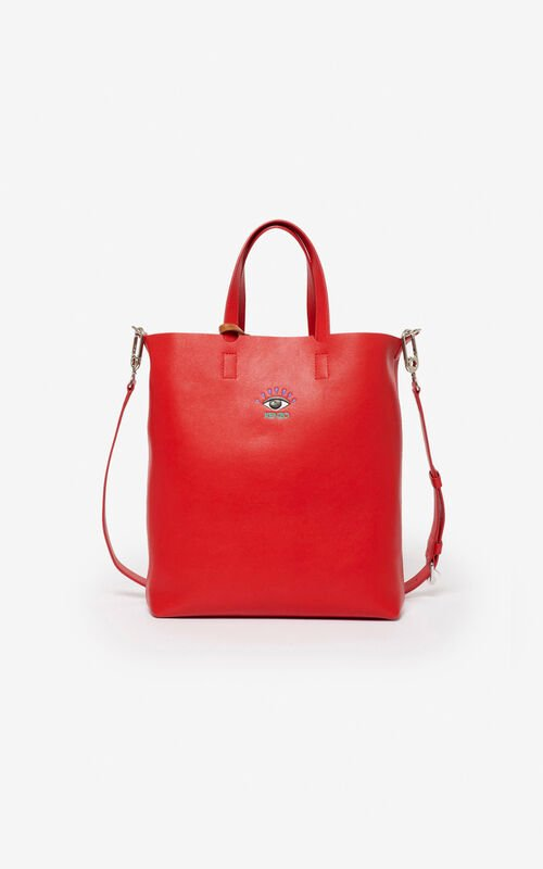 CHERRY Small Eye tote bag for unisex KENZO