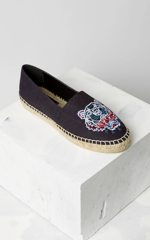 PRUNE Tiger Espadrilles for women KENZO