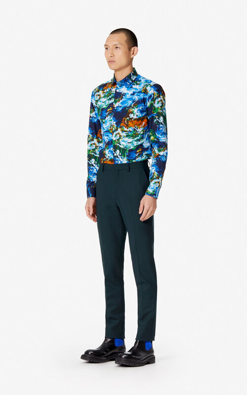 PINE Suit trousers for women KENZO