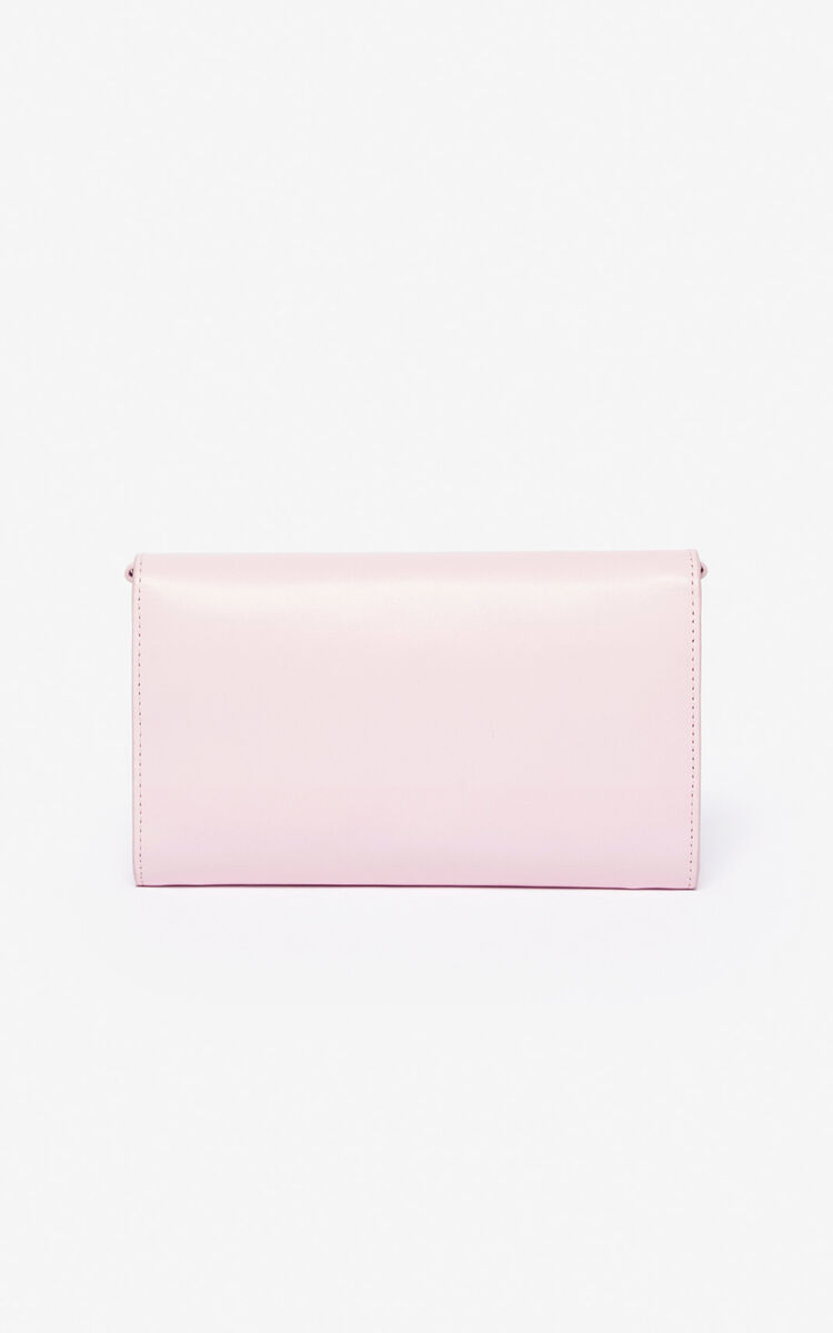 PASTEL PINK Wallet on Chain Kontact Eye for unisex KENZO