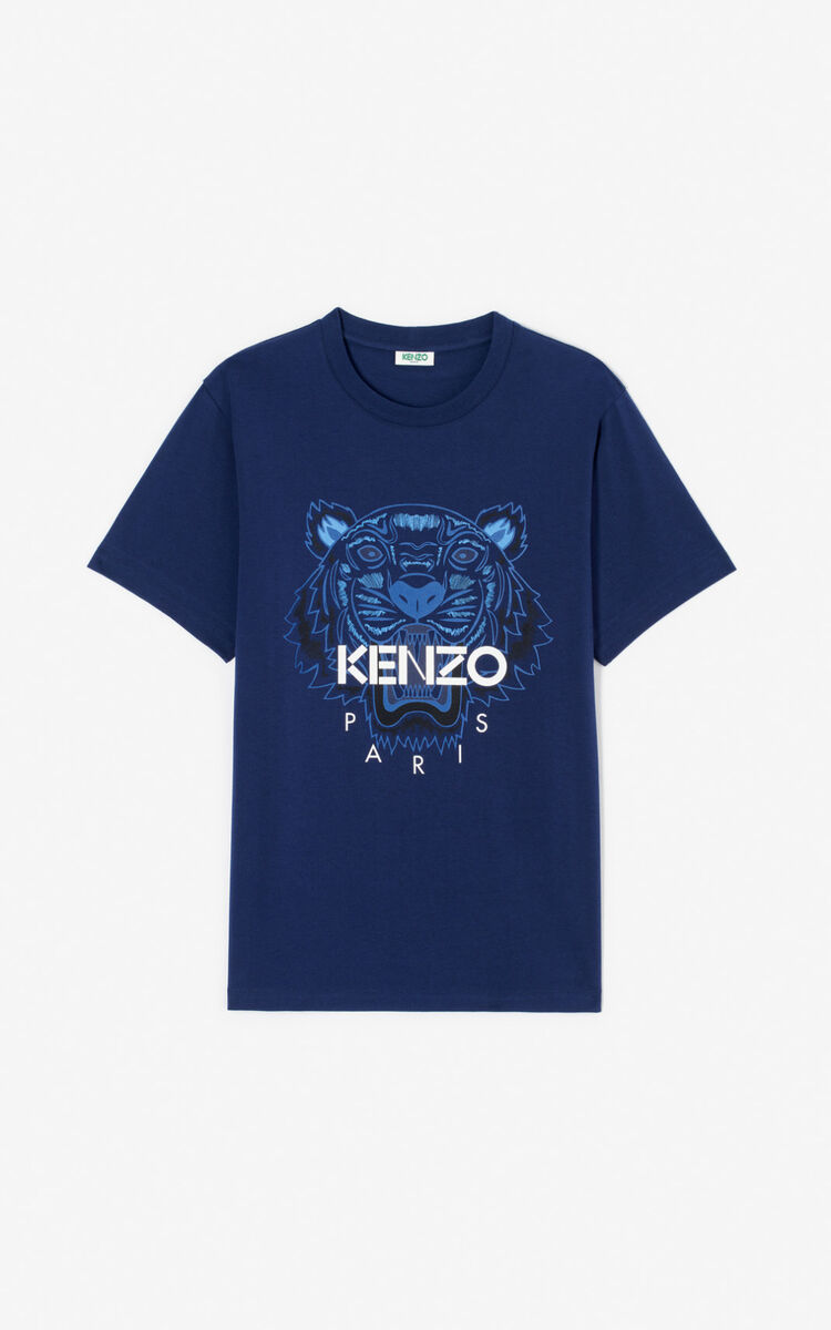 INK Tiger t-shirt for men KENZO