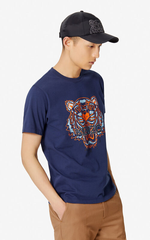 b2a3fb6b4200 INK Tiger T-shirt for men KENZO ...