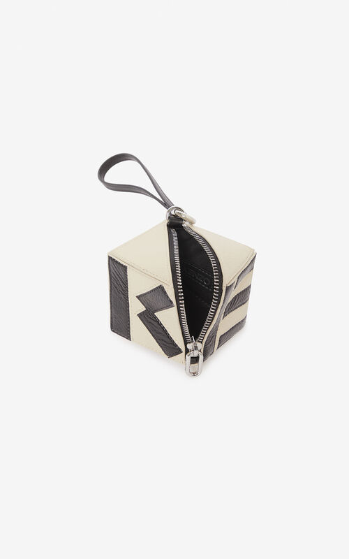 OFF WHITE Kube purse for unisex KENZO