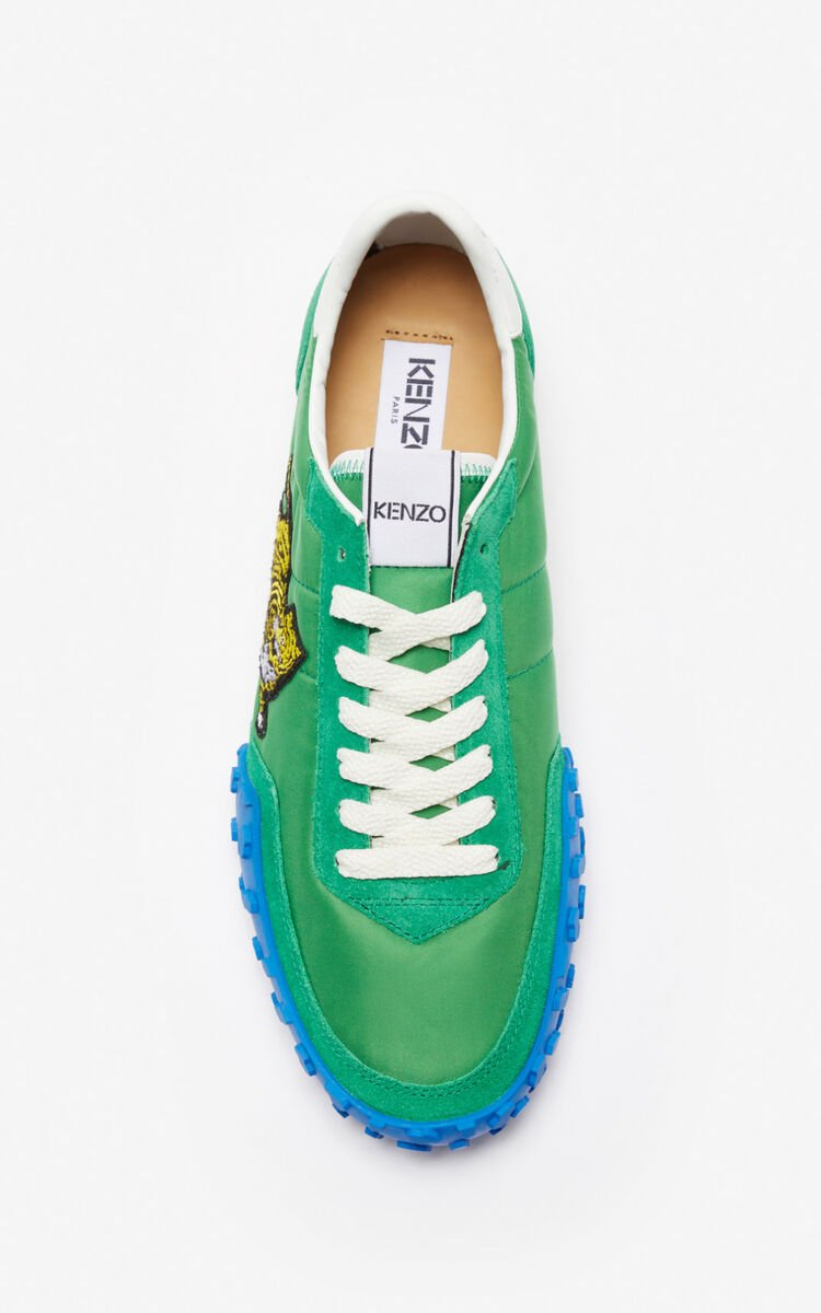 GRASS GREEN KENZO MOVE Sneaker for unisex