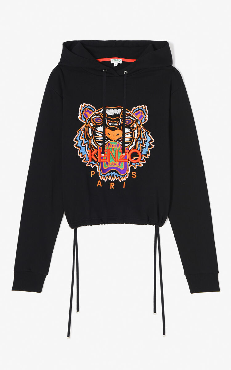 00f5a72ba Tiger hooded sweatshirt for WOMEN Kenzo | Kenzo.com