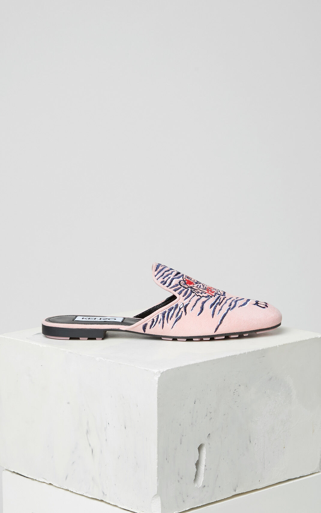 FLAMINGO PINK 'Valentine's Day Capsule' Mules for women KENZO