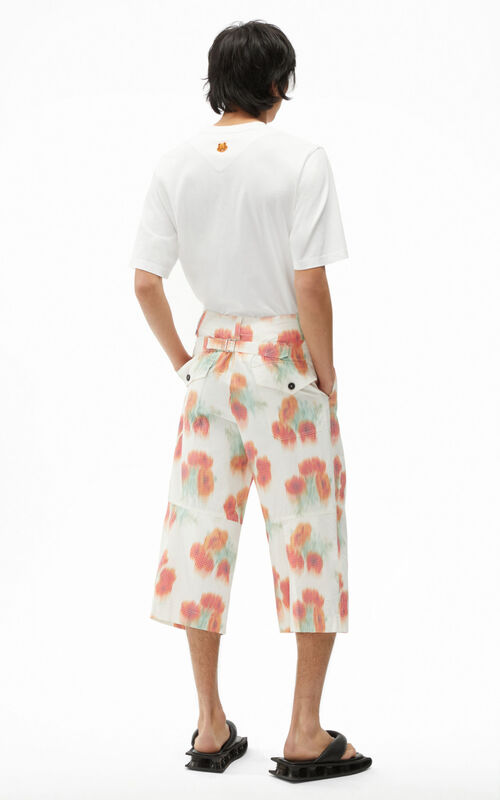 POPPY 'Coquelicot' trousers for men KENZO