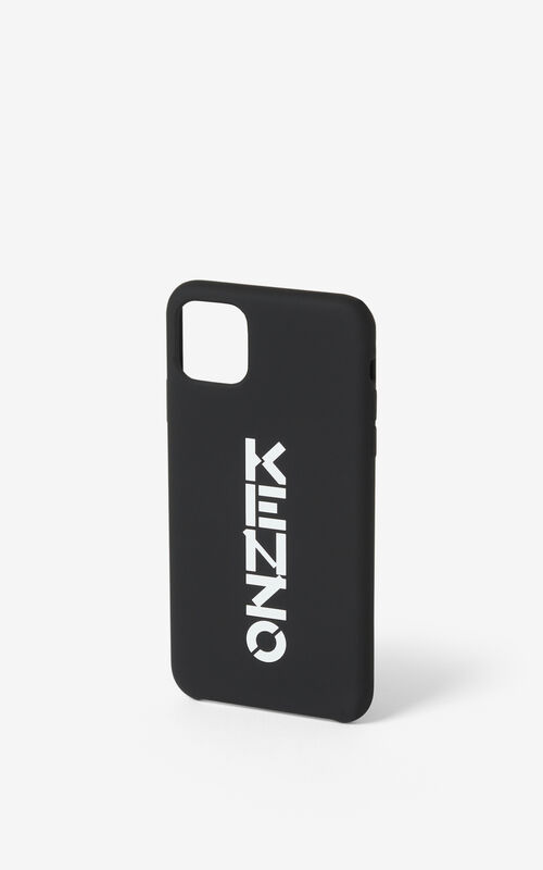 BLACK iPhone XI Pro Max Case for men KENZO
