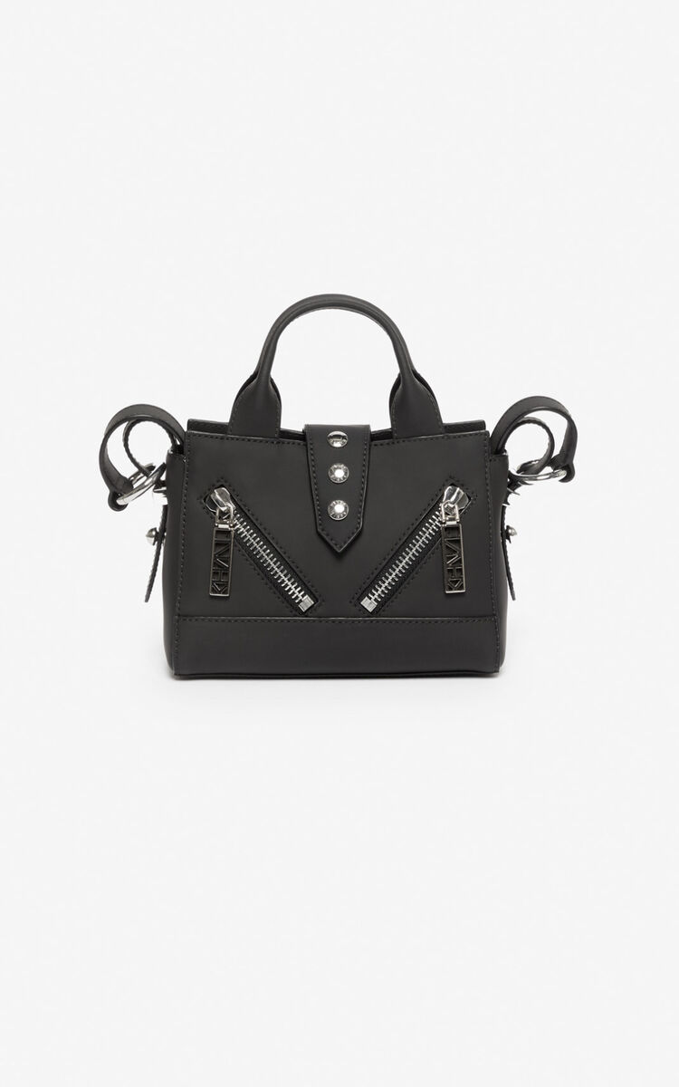 BLACK Baby Kalifornia bag for women KENZO