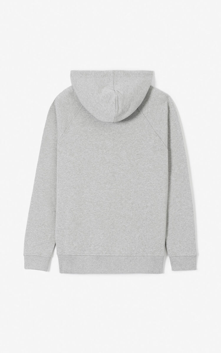 PEARL GREY 'Cupid' hoodie 'Capsule Back from Holidays' for women KENZO