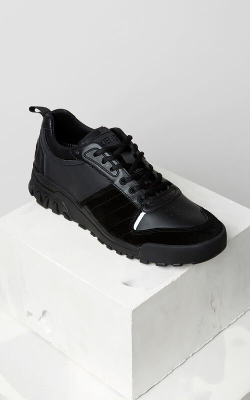BLACK K-One Sneakers for men KENZO