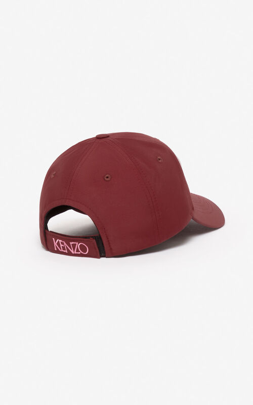 BORDEAUX 'Lucky Star' baseball cap for unisex KENZO