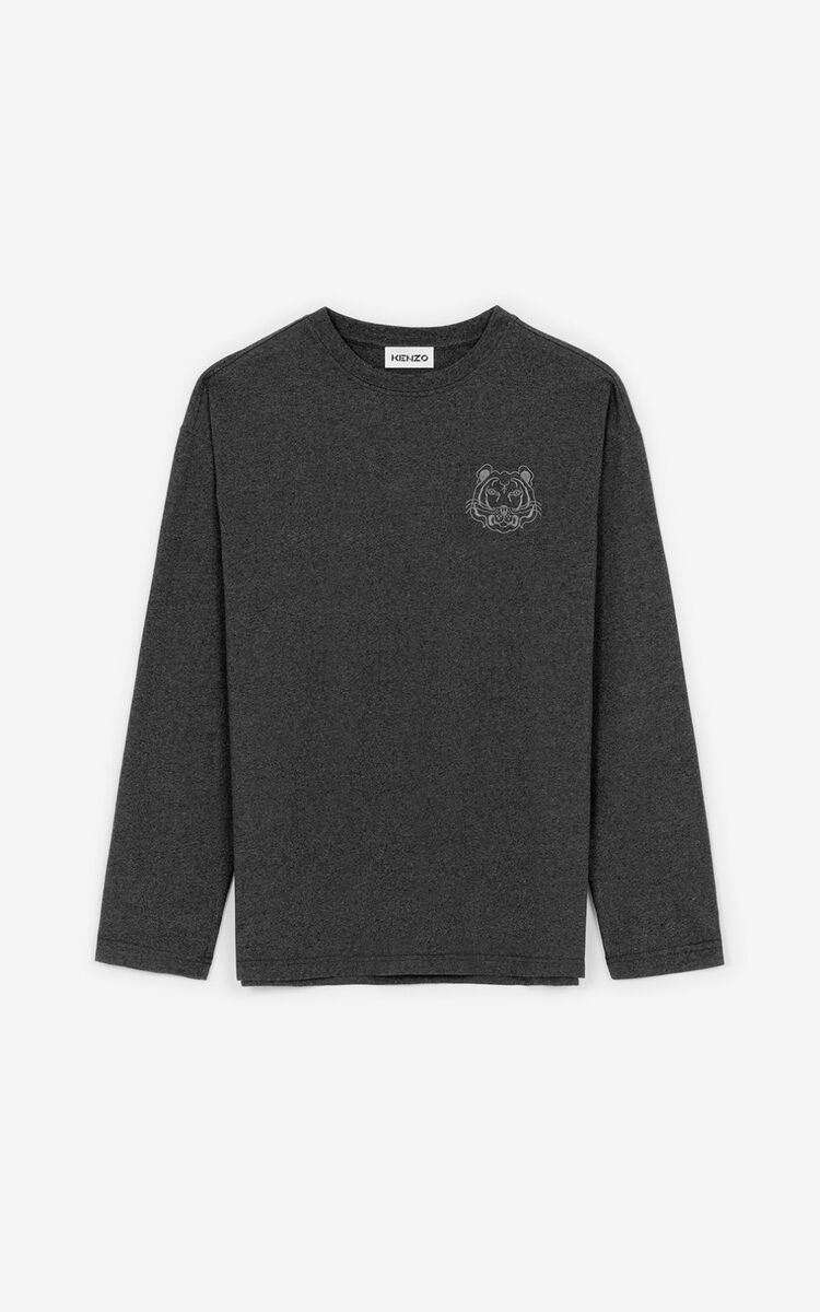 ANTHRACITE RE/KENZO T-shirt for men