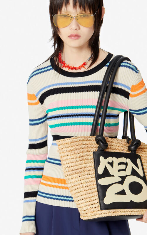 ECRU Kopakabana basket for men KENZO