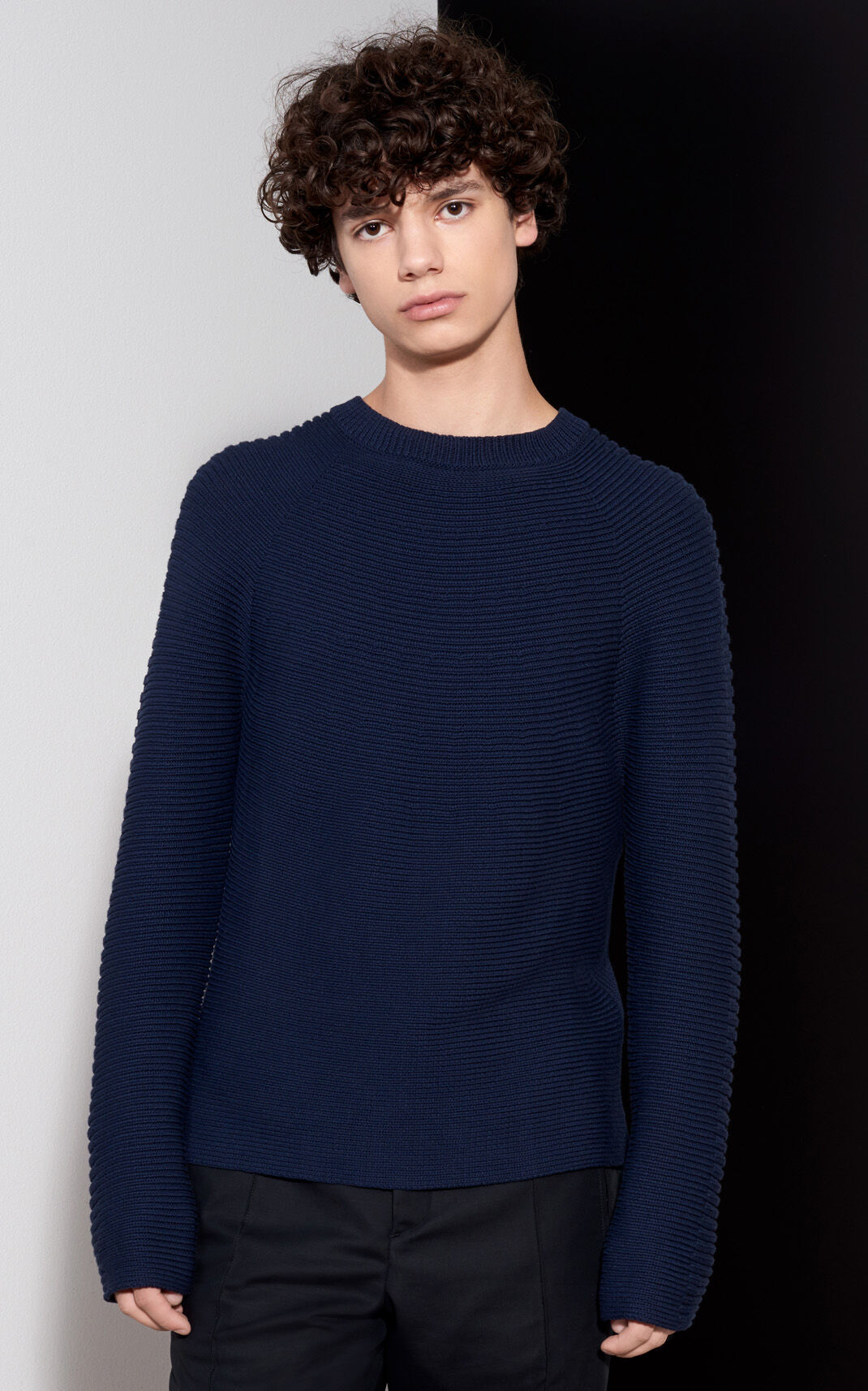 Horizontal Ribbed sweater for Kenzo | Kenzo.com