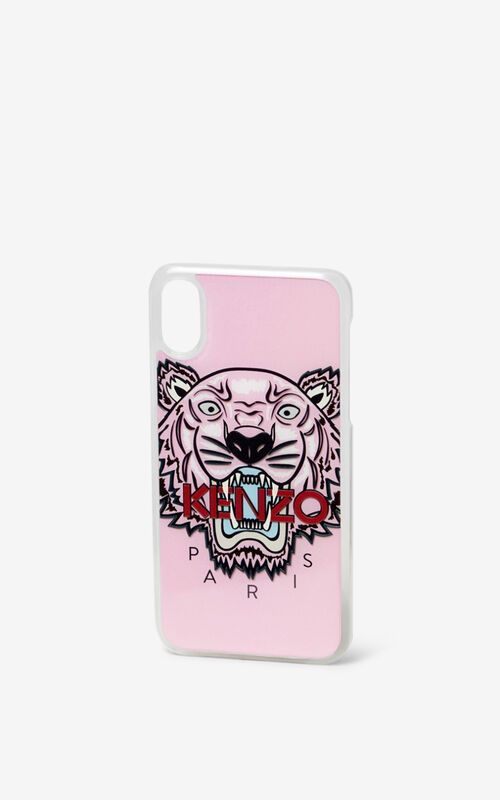 FADED PINK iPhone X/XS Case    for men KENZO