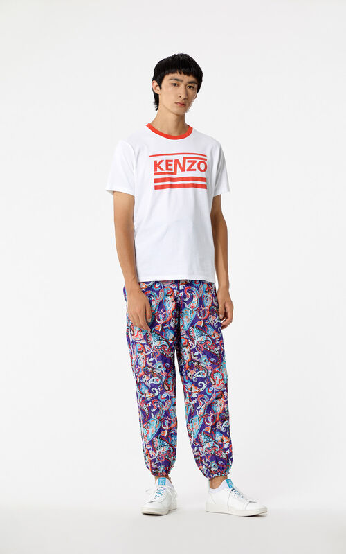 WHITE 'Hyper KENZO' t-shirt for men