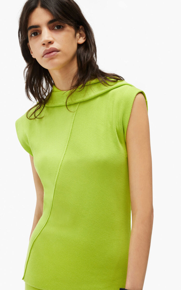 ABSINTHE Hooded top for women KENZO