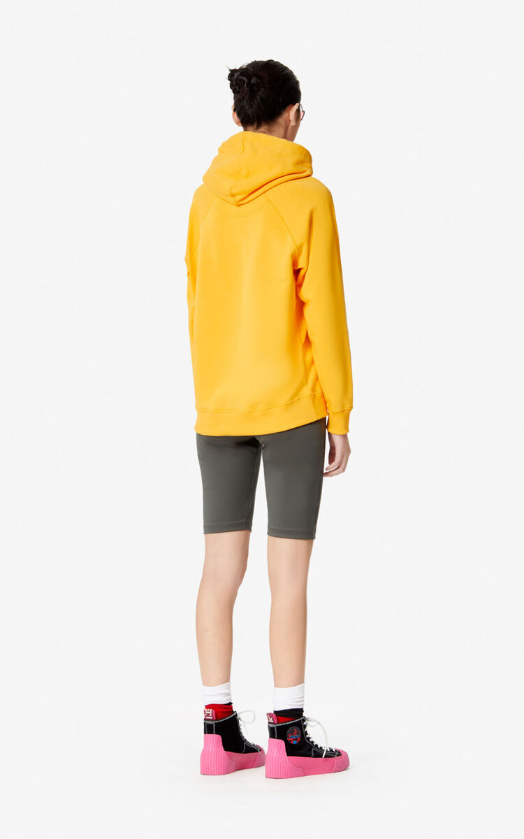 MARIGOLD Tiger hoodie for women KENZO