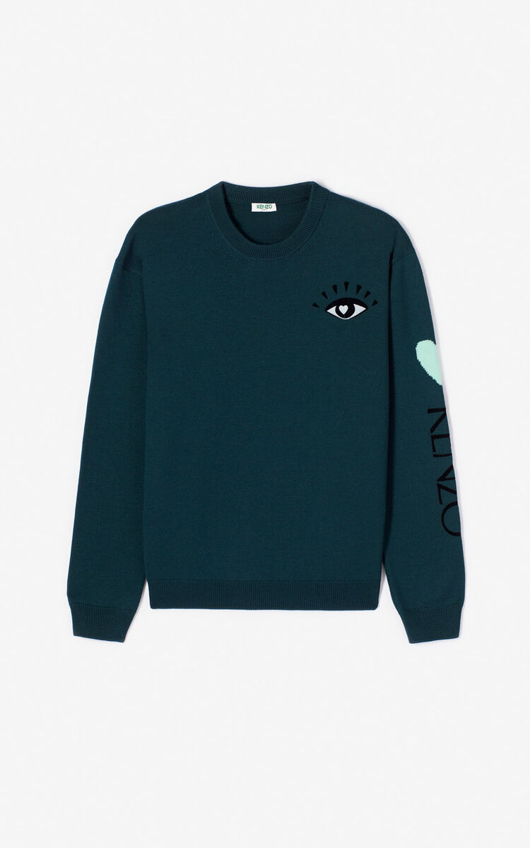 PINE 'Cupid' jumper 'Capsule Back from Holidays' for women KENZO