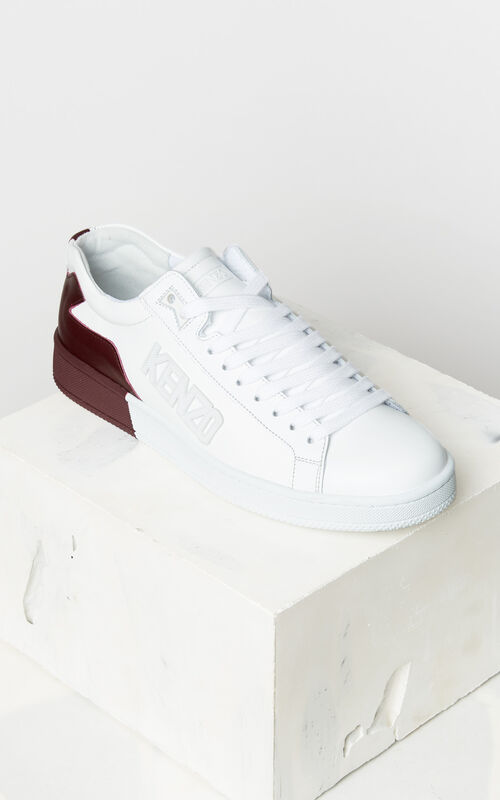 BORDEAUX Tennix Sneakers for men KENZO