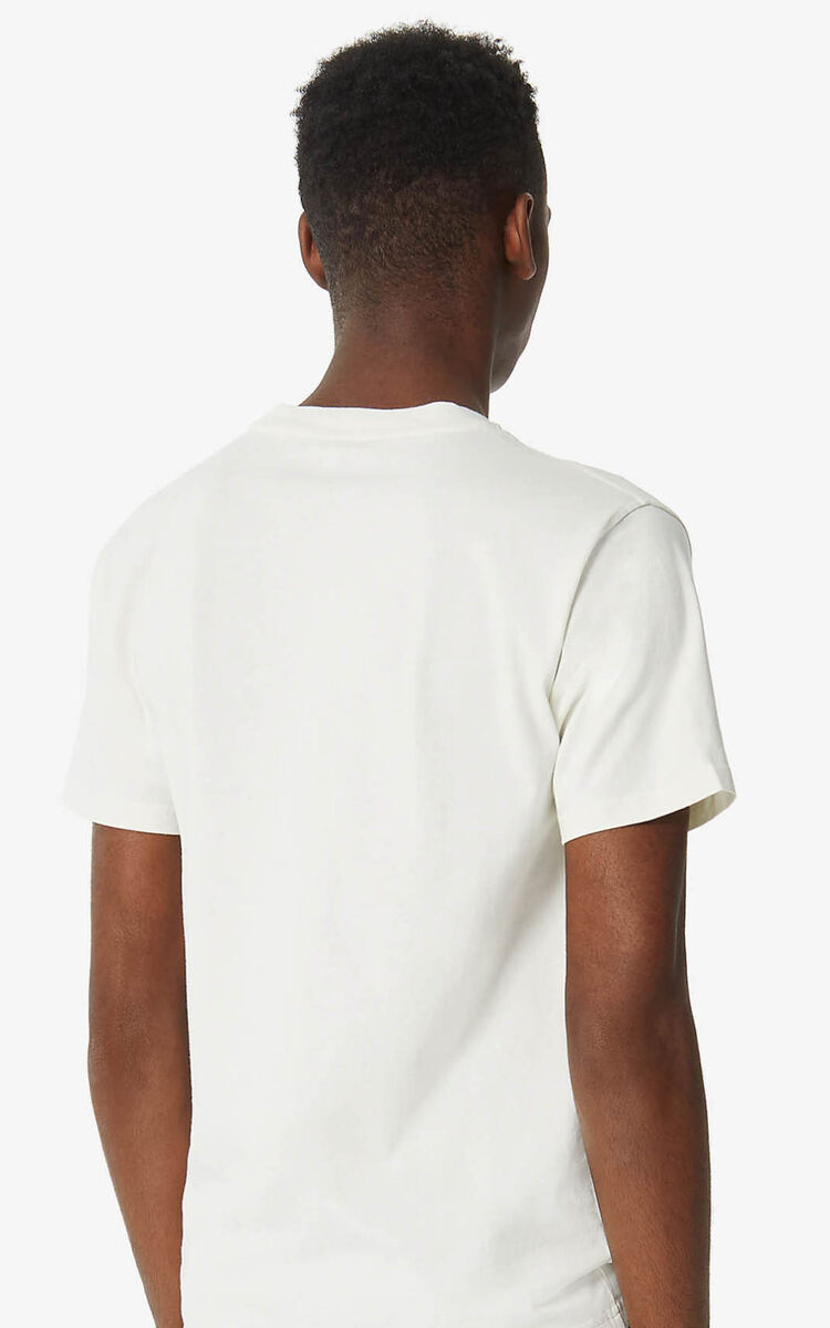 OFF WHITE Tiger 'High Summer Capsule Collection' T-shirt for men KENZO