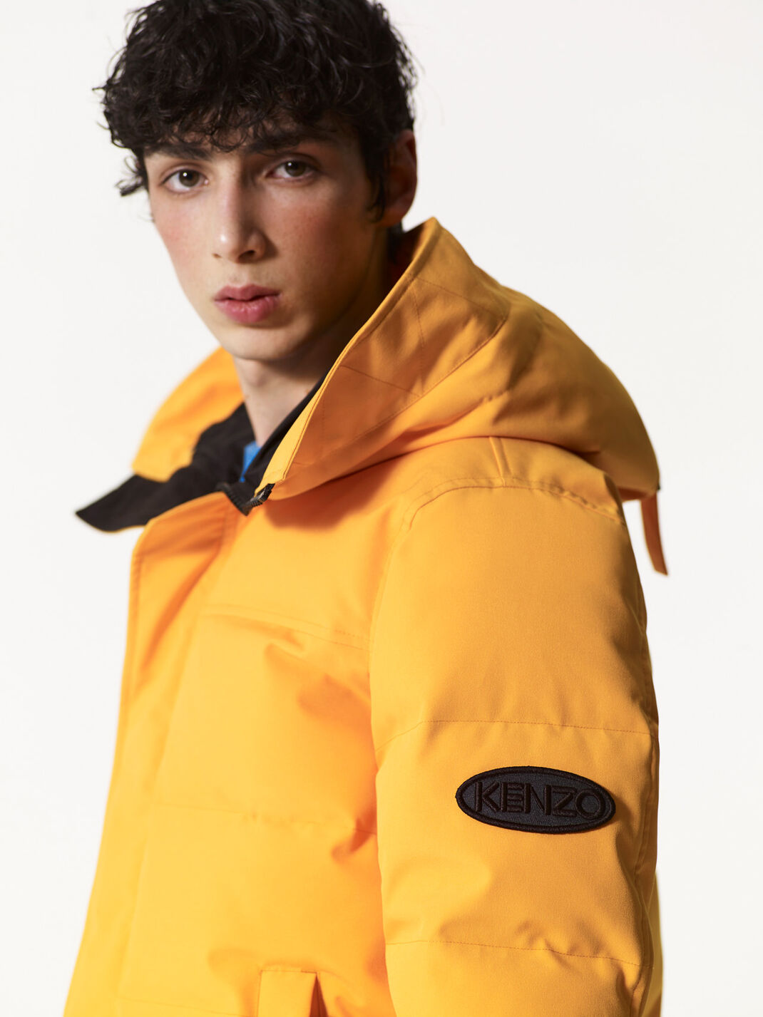 MARIGOLD Quilted Puffa Jacket for men KENZO