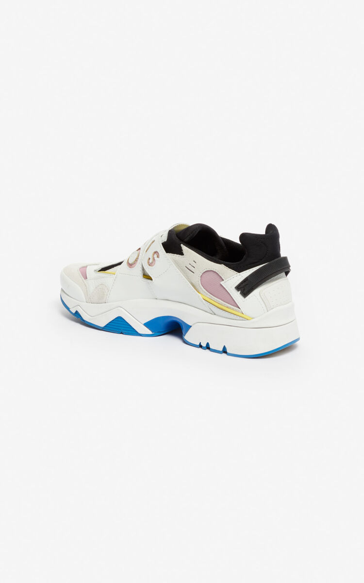 PASTEL PINK Sonic Velcro sneakers for unisex KENZO