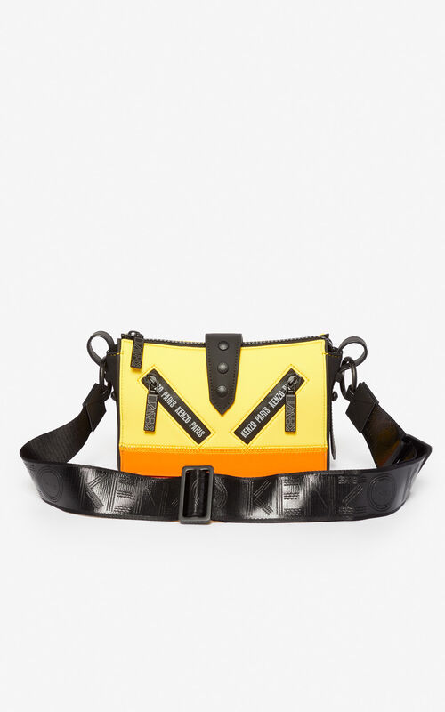 MARIGOLD Mini Kalifornia Sport neoprene bag for women KENZO