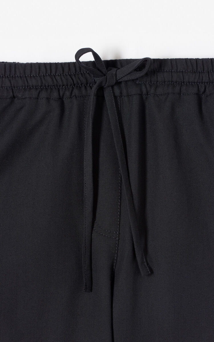 BLACK Skort for women KENZO