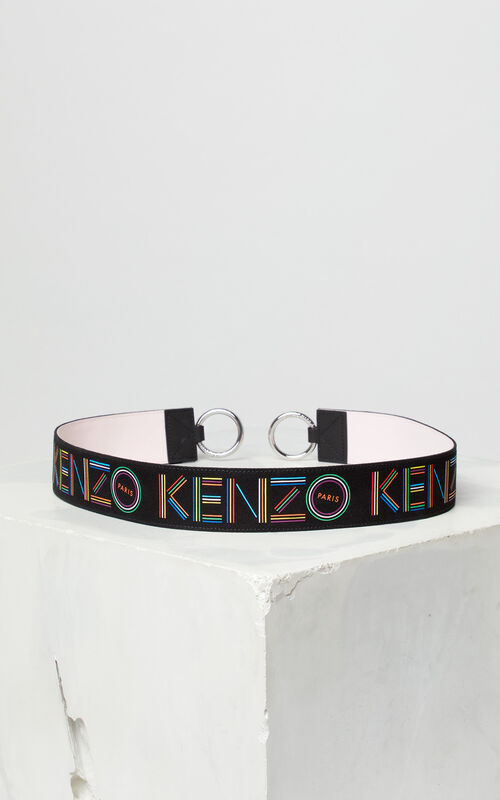 BLACK 'High Summer Capsule Collection' Mini Kalifornia strap for unisex KENZO