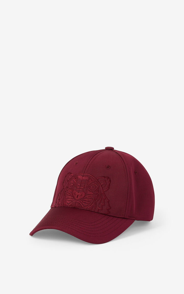CARMINE Canvas Kampus Tiger cap for unisex KENZO