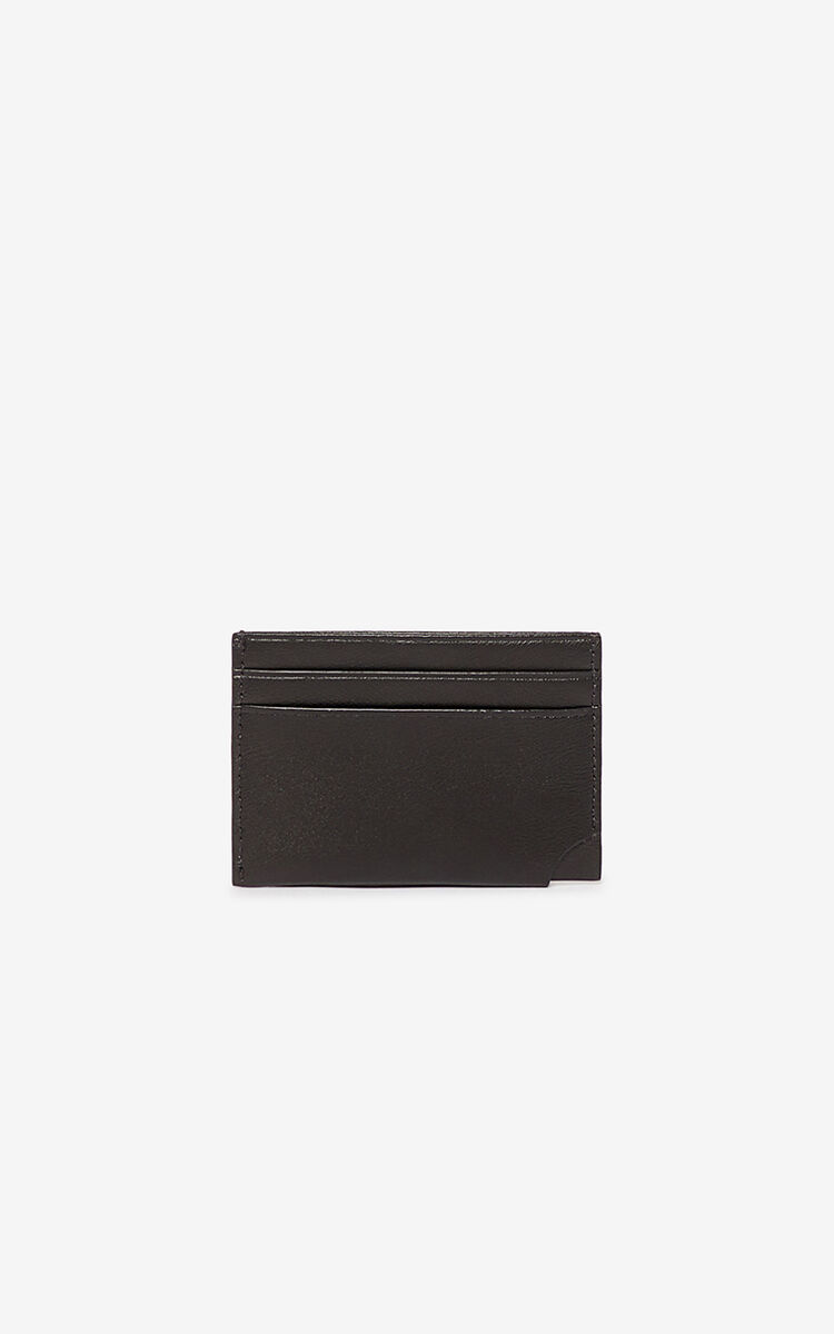 BLACK Eye cardholder  for men KENZO