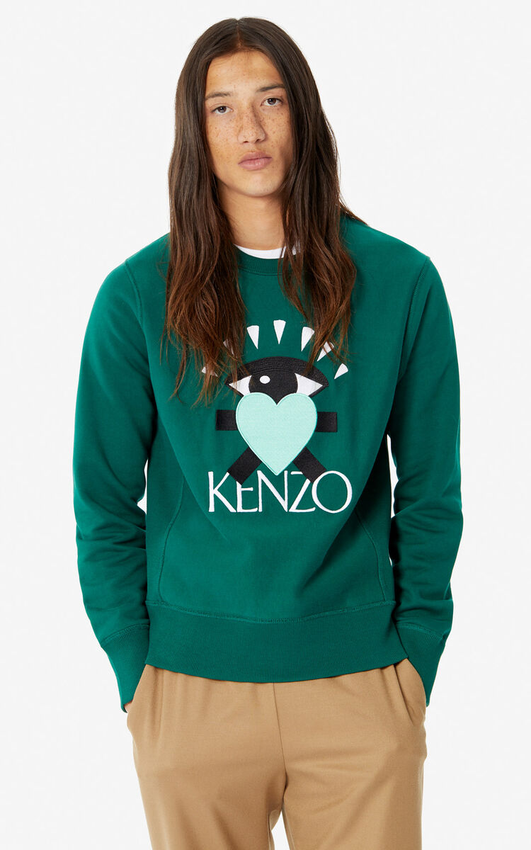 PINE 'Cupid' sweatshirt 'Capsule Back from Holidays' for women KENZO
