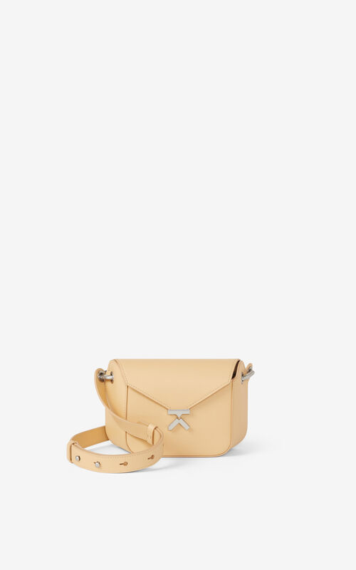 NUDE KENZO K small leather bag for unisex