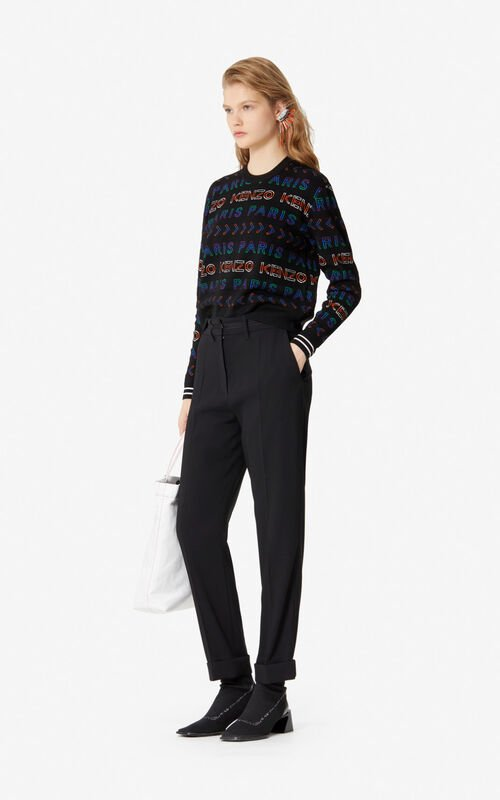 MULTICOLOR KENZO Paris jumper for women