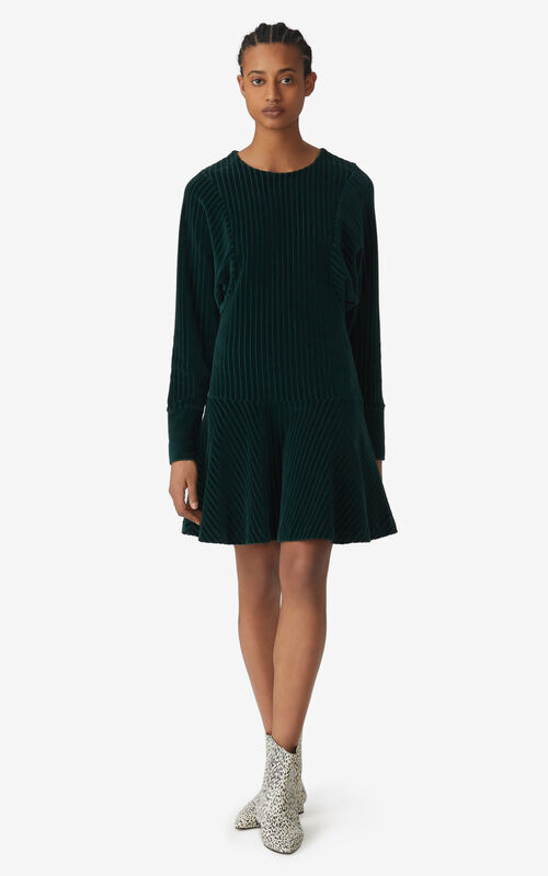 PINE Corduroy dress for women KENZO