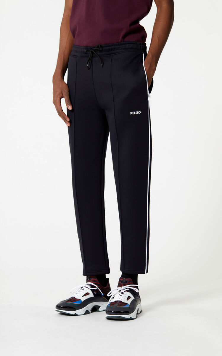 BLACK KENZO joggers for women