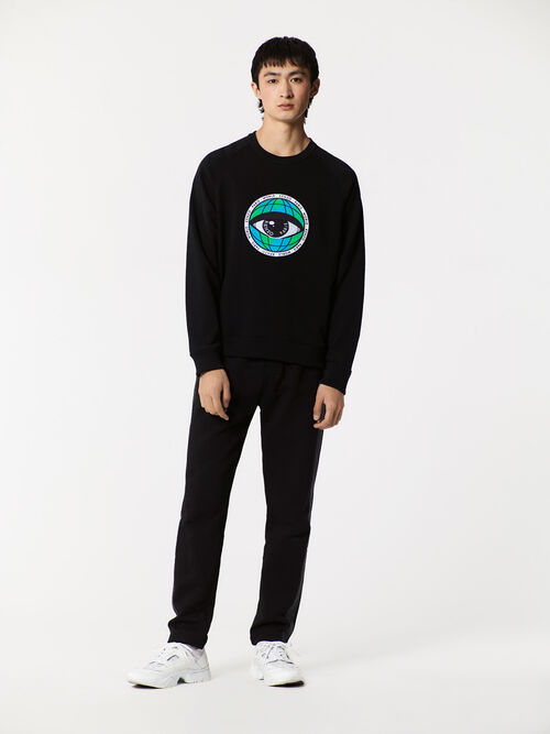 BLACK Earth' Sweatshirt for women KENZO