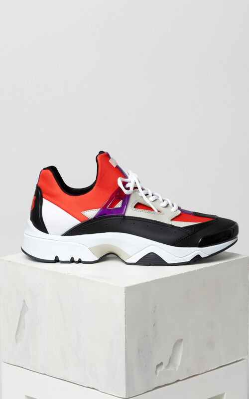MEDIUM RED Sonic Sneaker for men KENZO