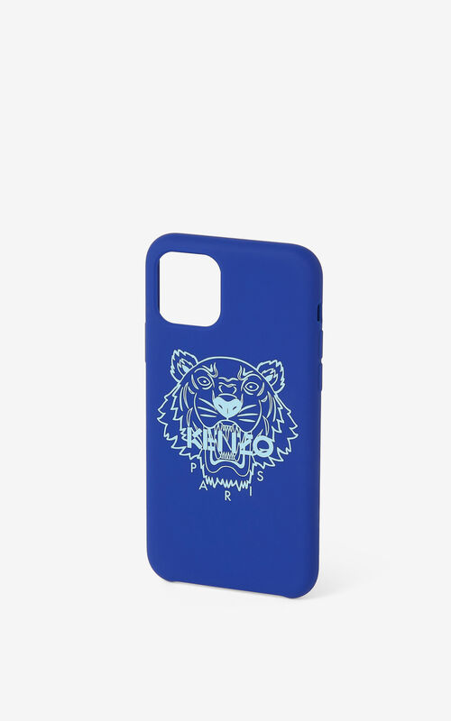 NAVY BLUE iPhone XI Pro Case for unisex KENZO