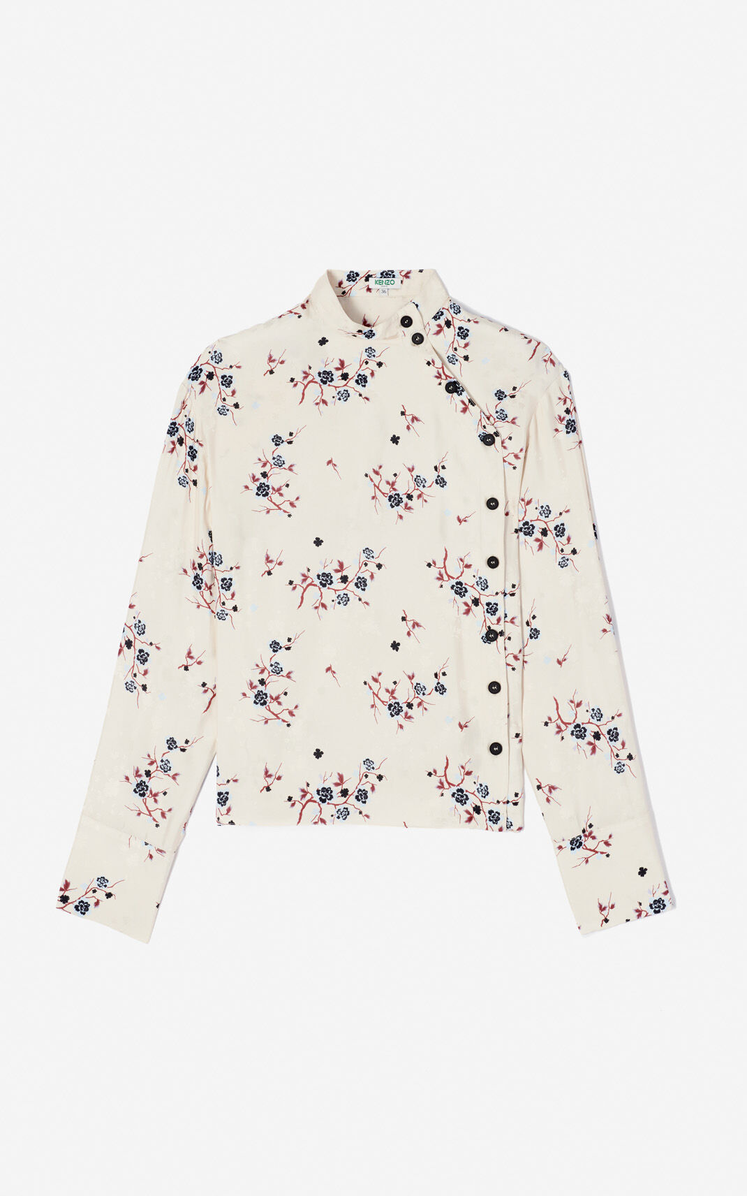 SAND 'Cheongsam Flower' blouse for women KENZO