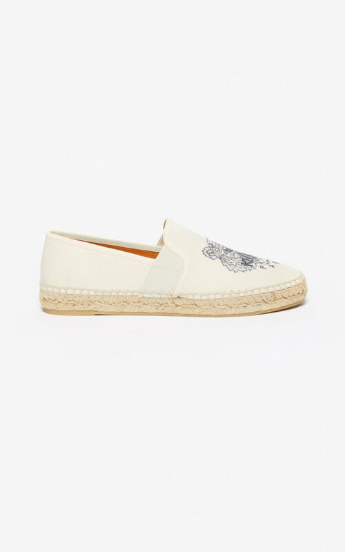 PUTTY Tiger espadrilles for unisex KENZO