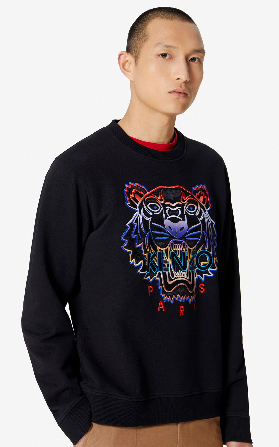 Sweatshirts for Men , The Tiger