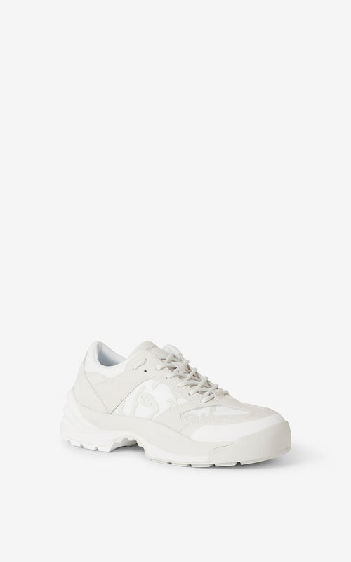 OFF WHITE KENZO Work sneakers for unisex