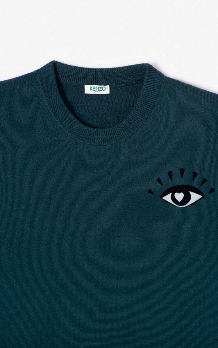 PINE 'Cupid' jumper for men KENZO