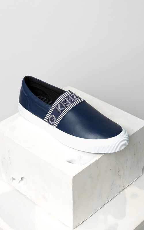 NAVY BLUE Kapri slip-on for men KENZO