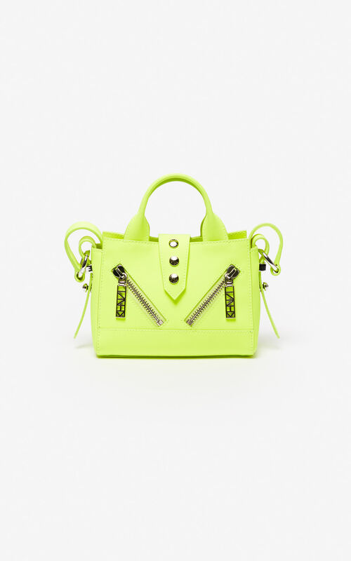 LEMON Baby Kalifornia neon bag for unisex KENZO ... 5e980d25ea1